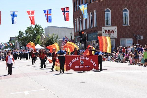 Nordic Fest Grand Parade