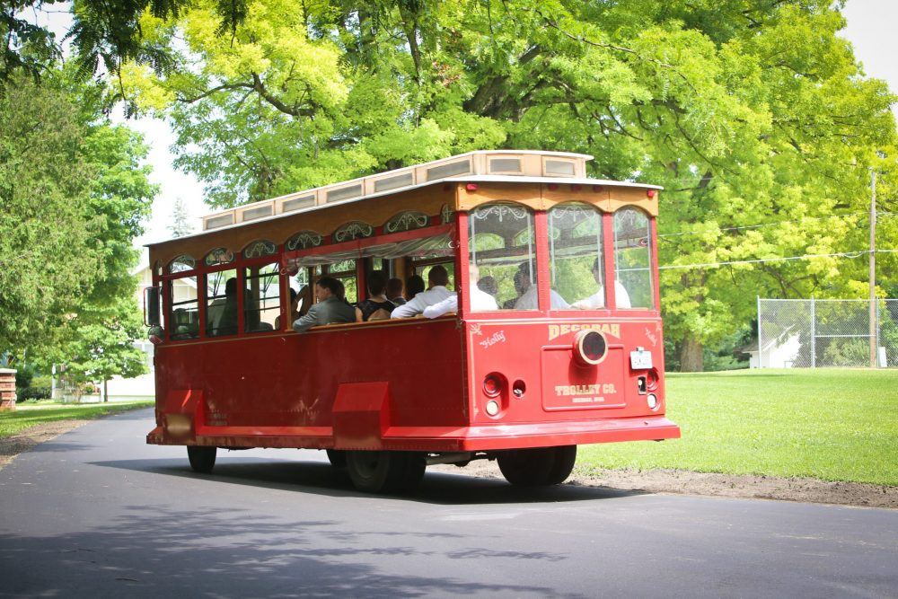 Decorah Trolley